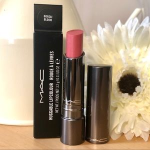 MAC Huggable Lip Colour * Bonsai Bloom